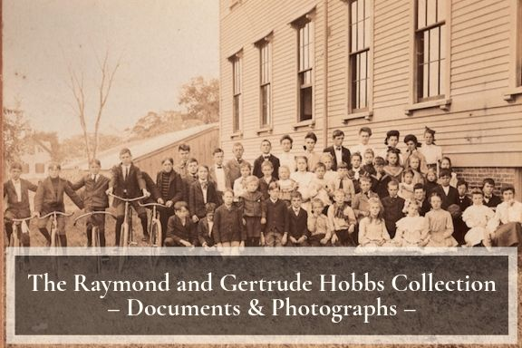 Raymond and Gertrude Hobbs Collection