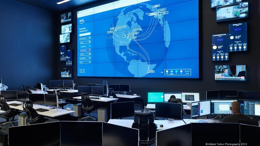 Cyderes 24/7 Command Center