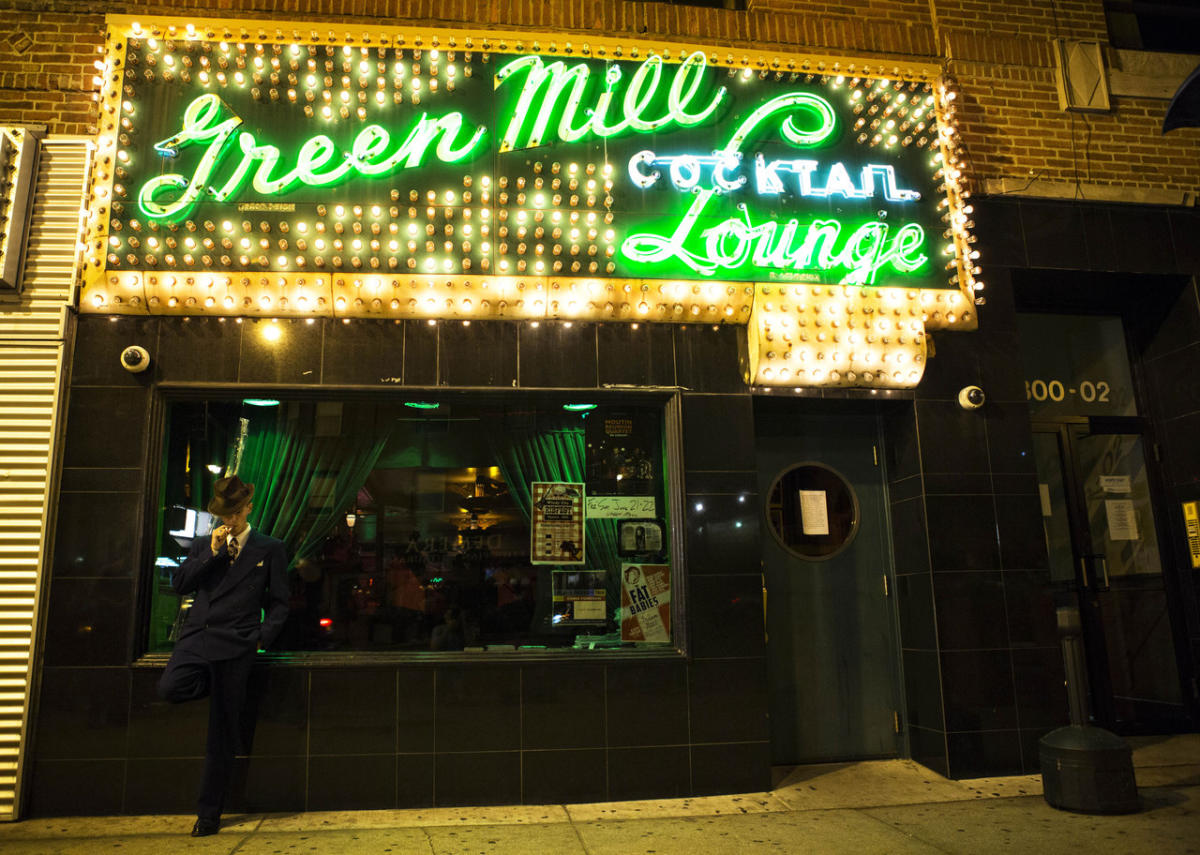 Green Mill Cocktail Lounge - 4802 N BroadwayChicago, IL 60640MORE INFO
