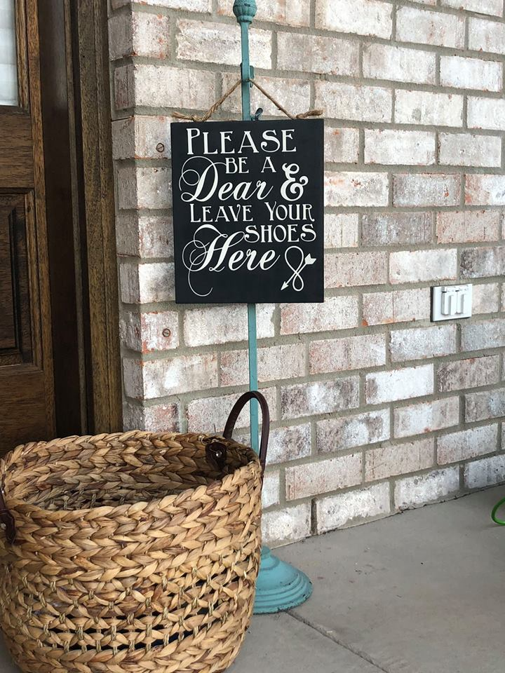 EXPRESSION SIGNS - Need so share something with guests in your home or some inspirational words on your wall. Expression signs are a perfect way to convey emotions.