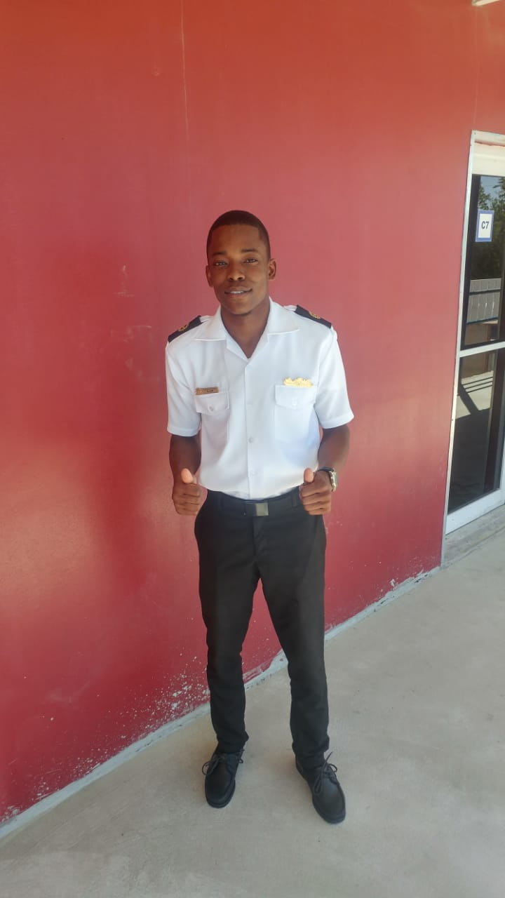 """- Name: Damani LimUniversity/College: Caribbean Maritime University""""This scholarship means so much to me as it will greatly offset some of my financial struggles. Failure is not an option. Thank you Land we love Scholarship!"""""""