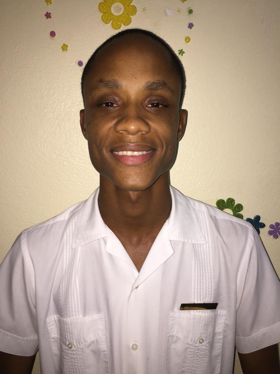 """- Name: Elombe Isaa CalvertUniversity/ College: University of the West Indies""""Being a recipient of the Land We Love Scholarship means a great deal to me. It reaffirms my will to keep on pursuing my dreams and the hope of one day becoming an Ophthalmic Plastic and Reconstructive Surgeon. The future is ours seize it!"""""""