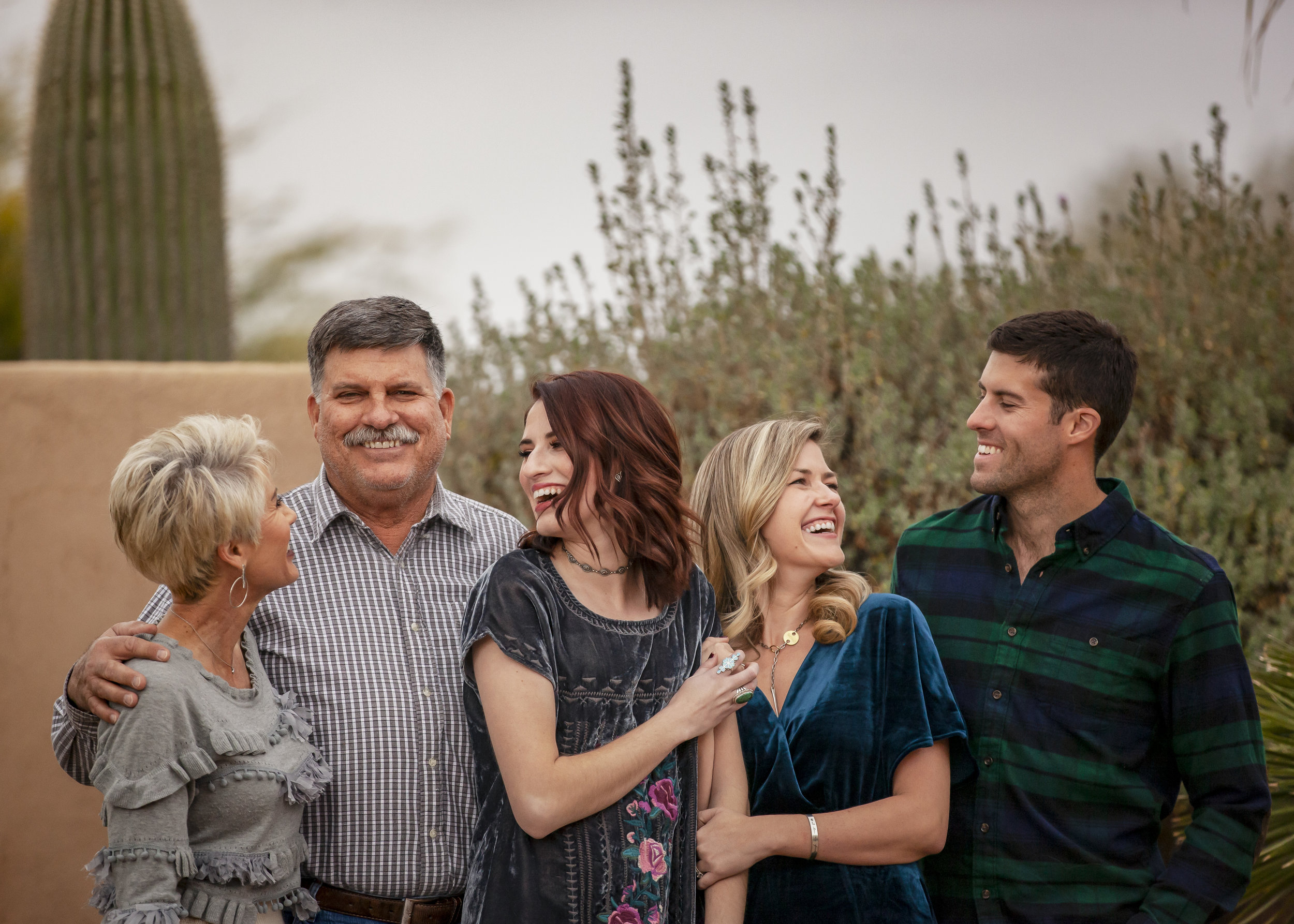 Tucson // Arizona  Clark Family