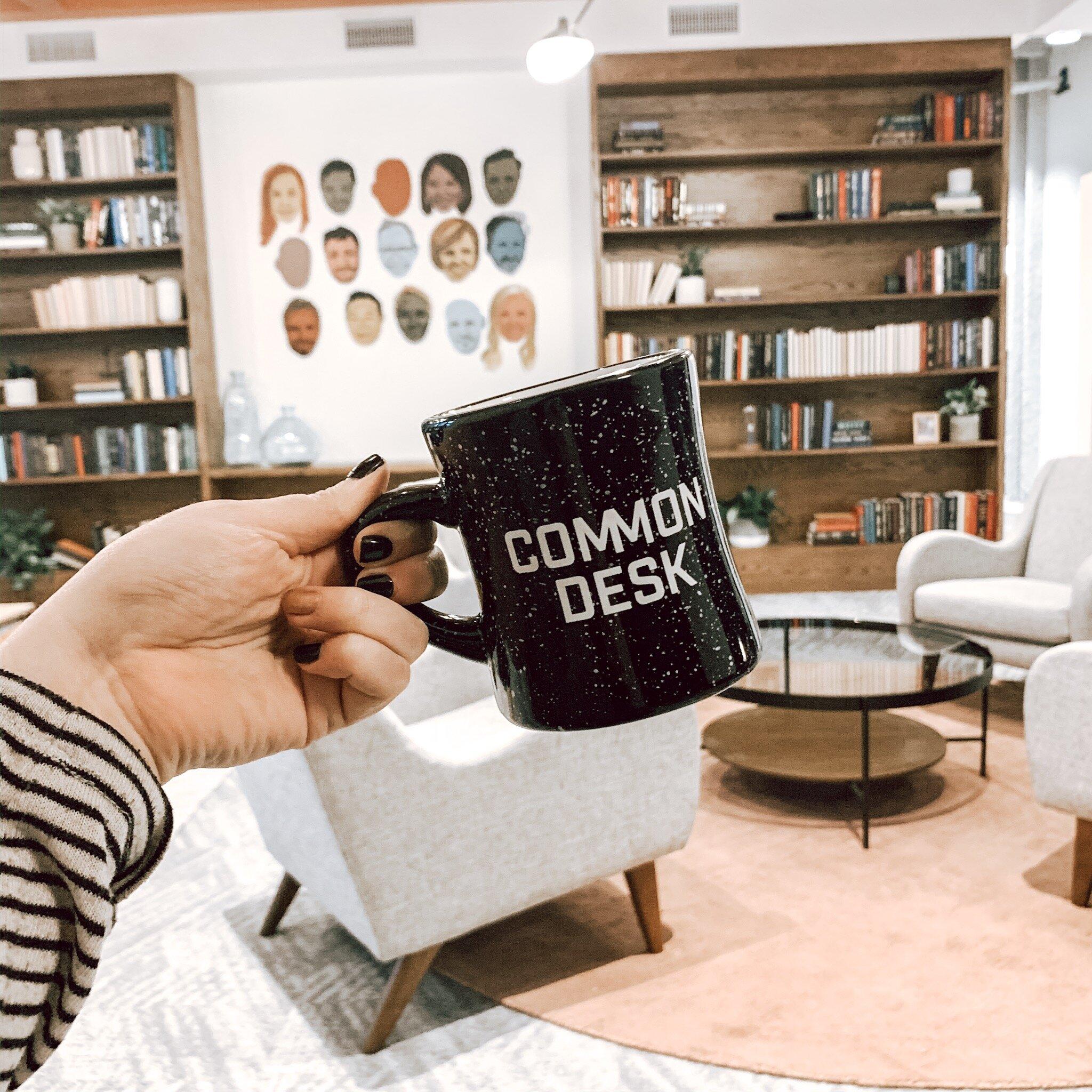 Common Desk Dallas