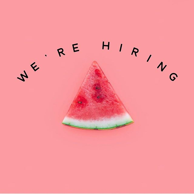 Are you creative, organized and have an eye for detail? If so, we would LOVE to hear from you! 💖 Please forward your cover letter and resume to admin@thegrazecompany.com 💫 **facility is located in Burnaby. Drivers license is a must as we travel for events. Part-time hours (must have availability Thursday-Sunday). Experience is an asset.