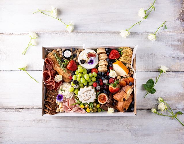 Tune into @bt_vancouver this Friday for a chance to win one of our special edition Diner En Blanc Graze Boxes 📺 Pre-Orders for this box will be closing on August 5th! Visit our website at www.thegrazecompany.com to order.