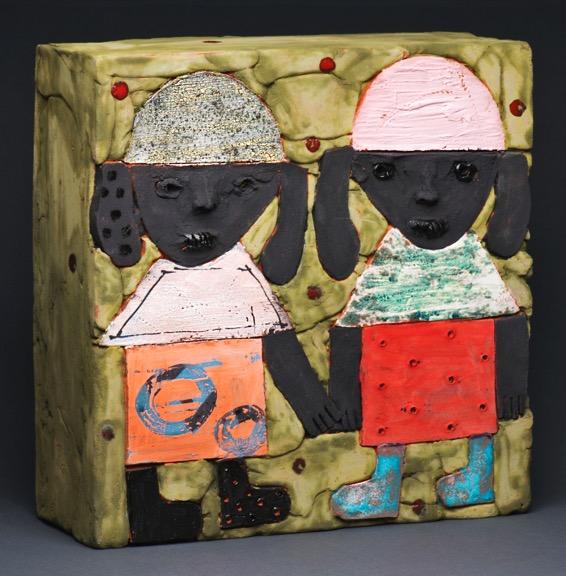 Good Friends wall box