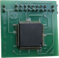 Adapter 912B32 QFP80