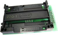 Adapter ISO keycard
