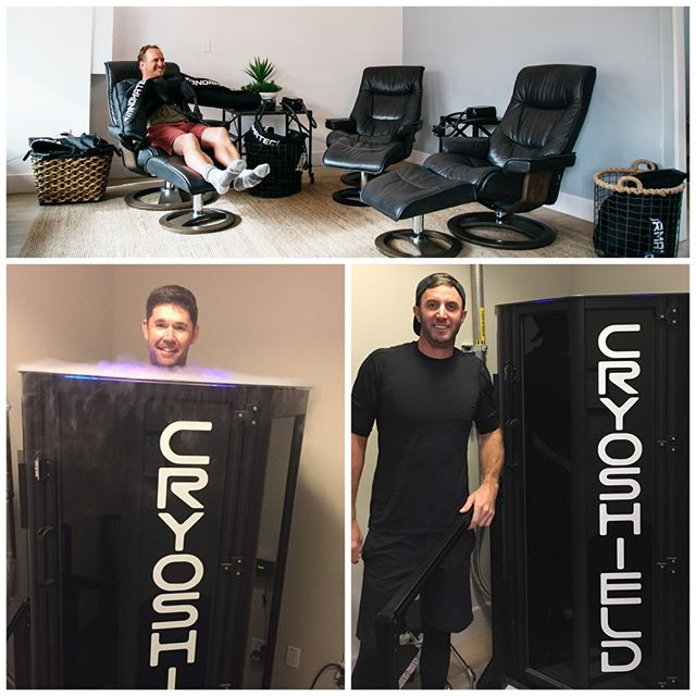 Wishing the best of luck to Cryo Shield Therapy member @charleyhoffman as well as @djohnsonpga and @padraigharrington in the PGA Championships!! 🏌️‍♂️🏌️‍♂️🏌️‍♂️ #cryoshieldtherapy #cryotherapy #cryo #wholebodycryotherapy #cryosauna #impactcryotherapy #sandiegocryotherapy #sandiego #delmar #shopflowerhill #painmanagement #sportsrecovery #musclerecovery