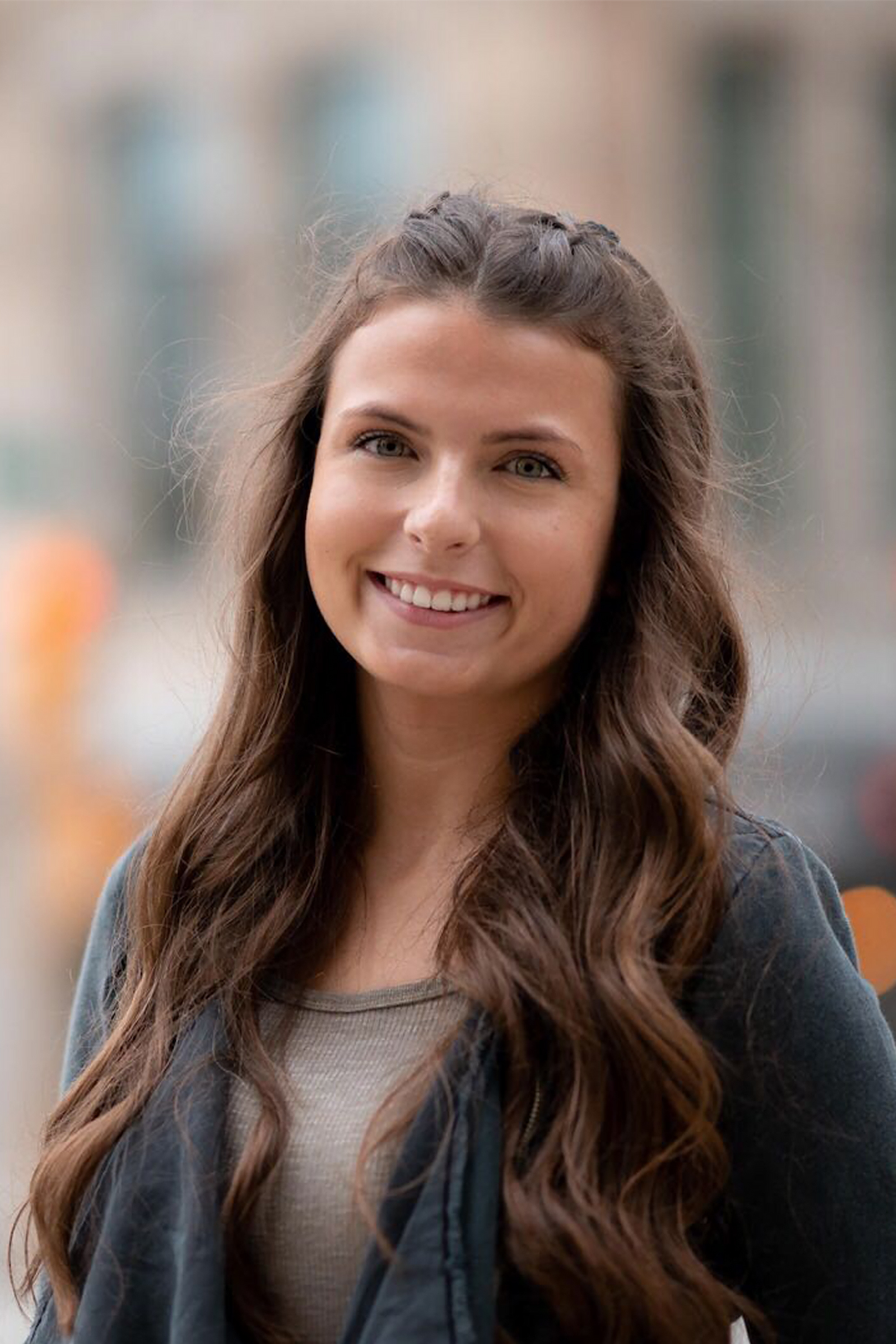 Kiely Page    Marketing Assistant   Kiely is a content creator and student at Concordia University - Wisconsin. She works closely with CEO & COO to schedule meetings, research leads, scout event locations, and assists in the growth & strategy.
