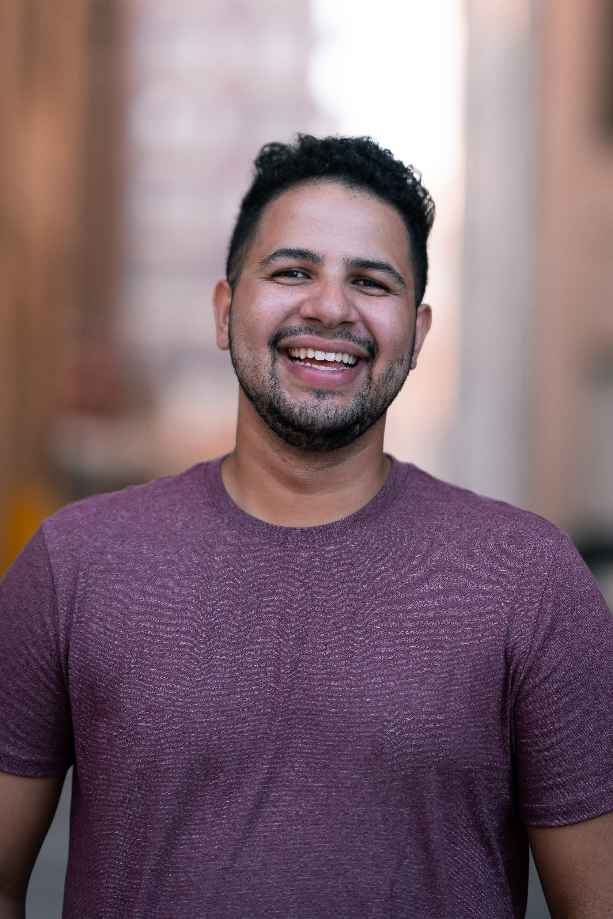 Israel Lugo III    Chief Operating Officer   Israel is a keynote speaker & handles behind the scenes and operations for Urban Misfit Ventures. He has his hands in everything and he prefers it that way. Izzy is also a huge foodie and has a background in the sports industry.