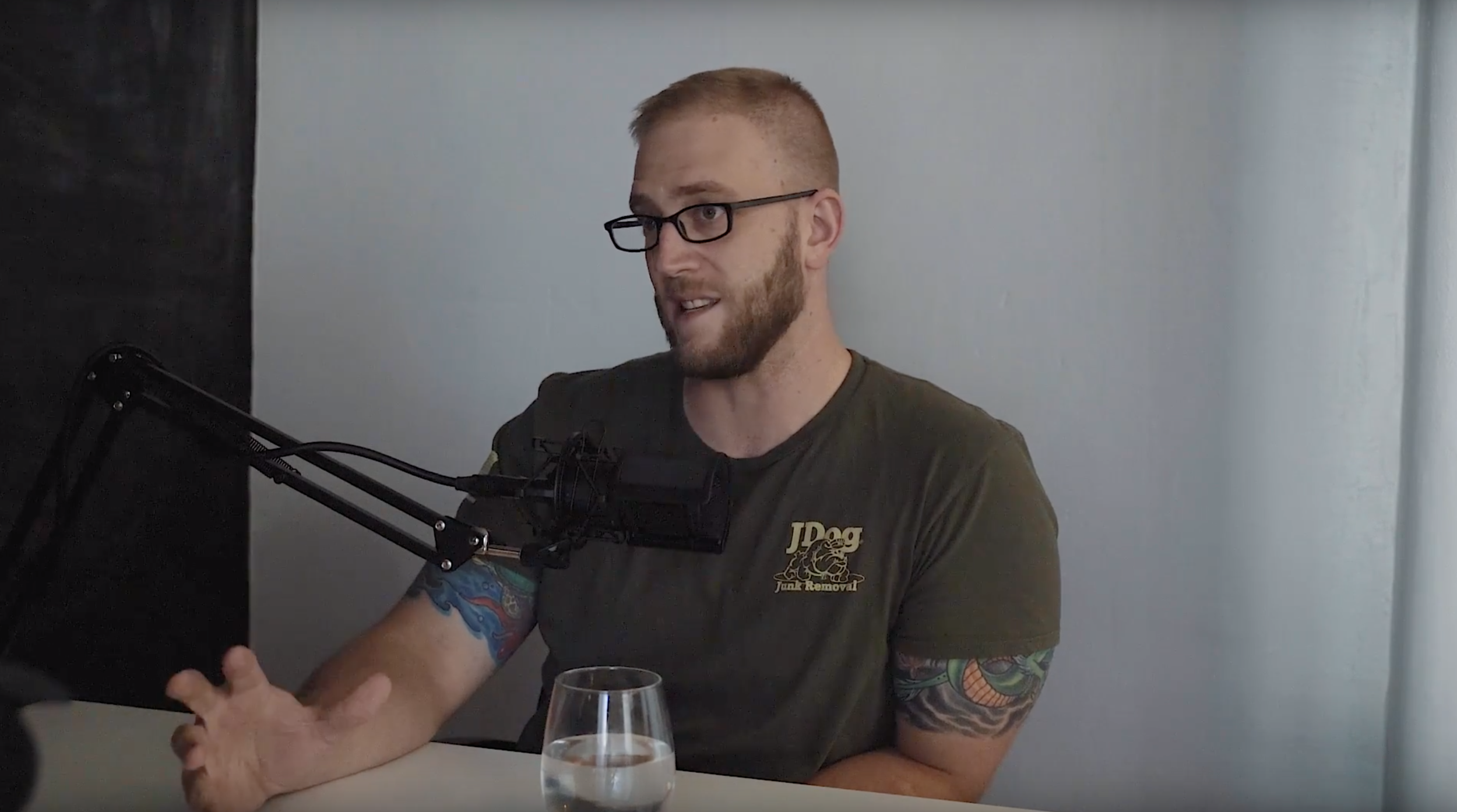 The Adam Braatz Story - Adam is a veteran, content creator, and side hustler with a seriously compelling story.