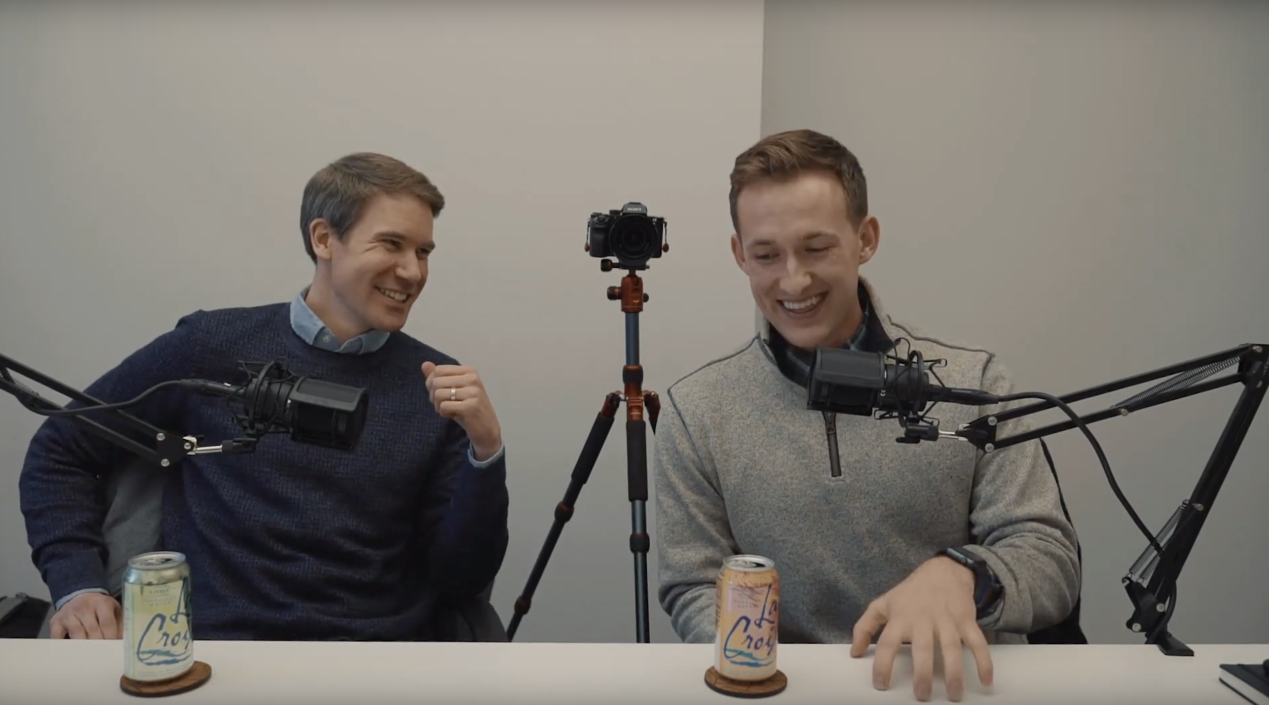 Story of Ken & Sam from B&L - Ken & Sam from Boelter + Lincoln talk about what it takes to build a brand and get media attention.