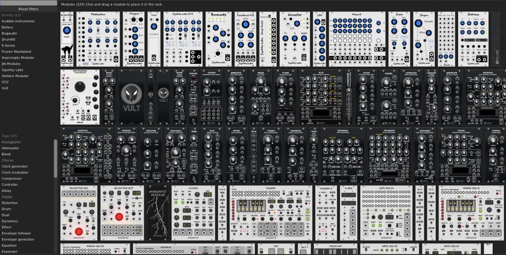 VCV Rack reaches V1 0 — 2201 Recording