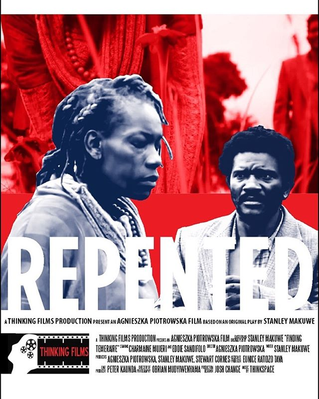 #CtEO2019 Artists Spotlight: Agnieszka Piotrowska presents a new film Repented (2019) based on Stanley Makuwe's play Finding Temeraire (which Piotrowska also directed in Harare) explores intense personal relationships against the backdrop of colonial subjugation