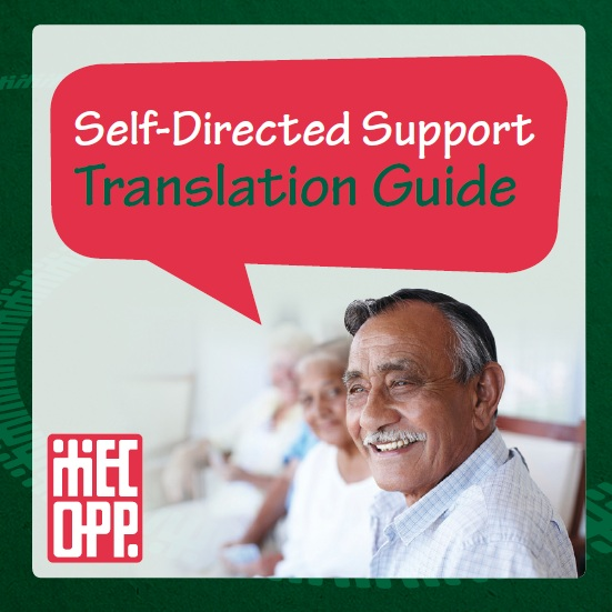 Self-Directed Support Translation Guide