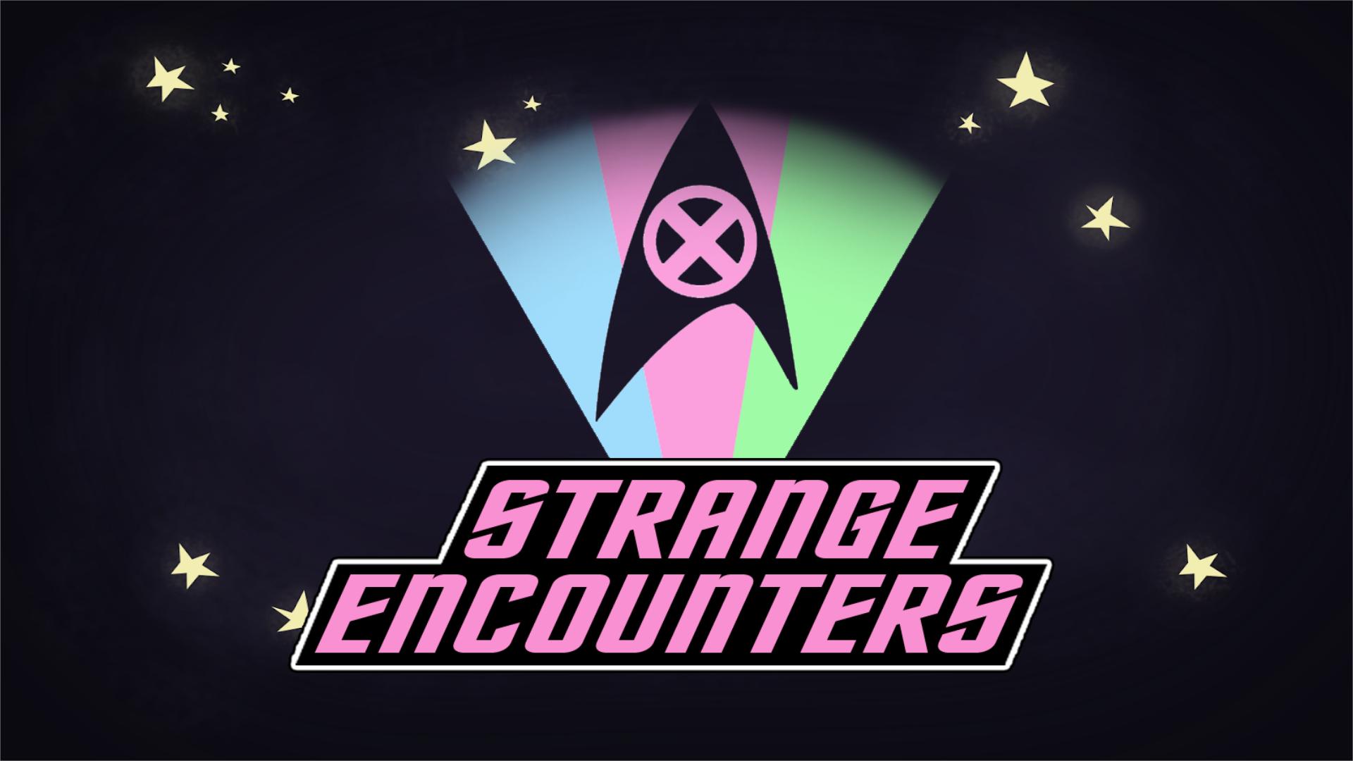 Strange encounters • 2015