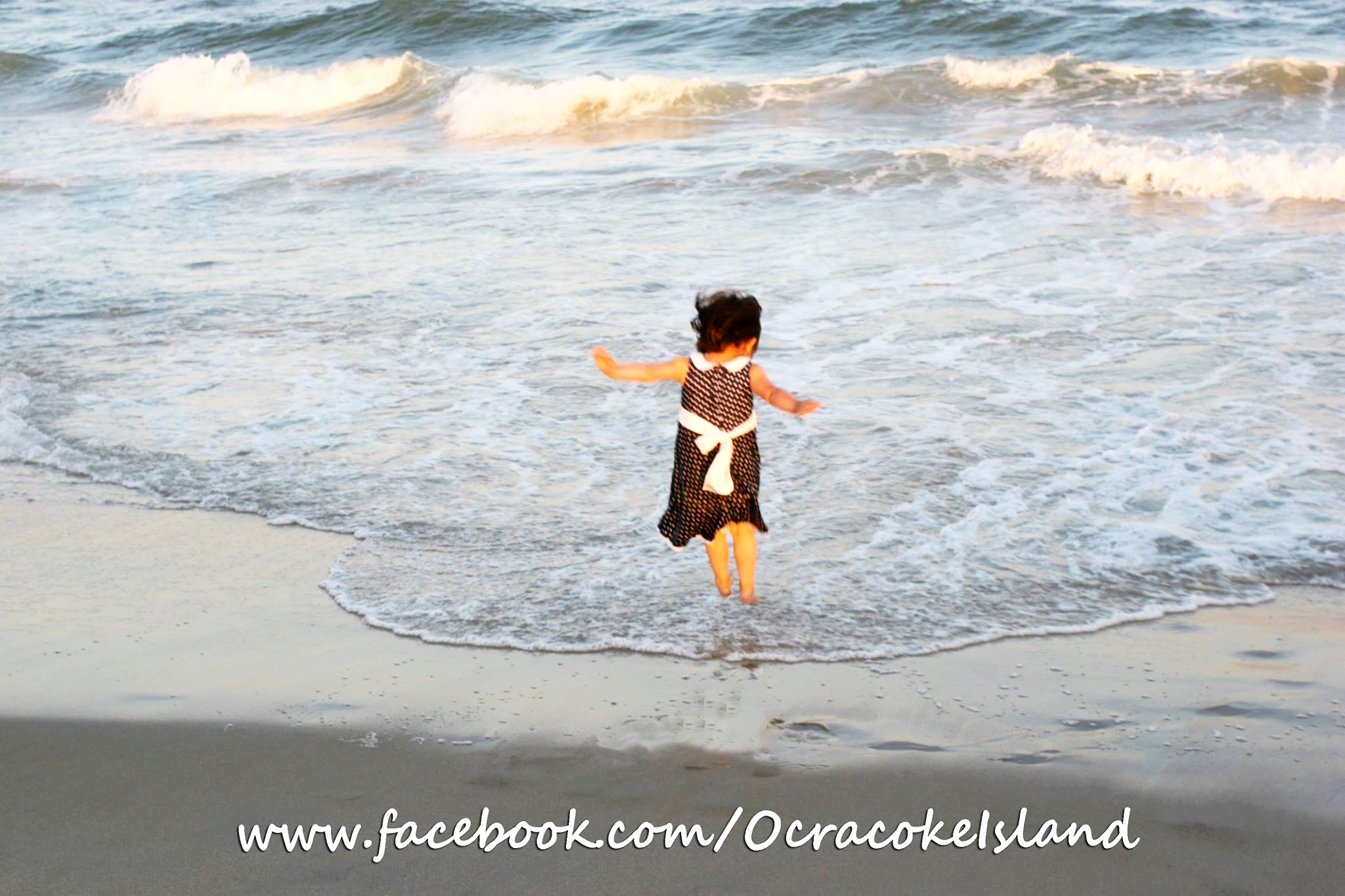 Ocracoke family vacation