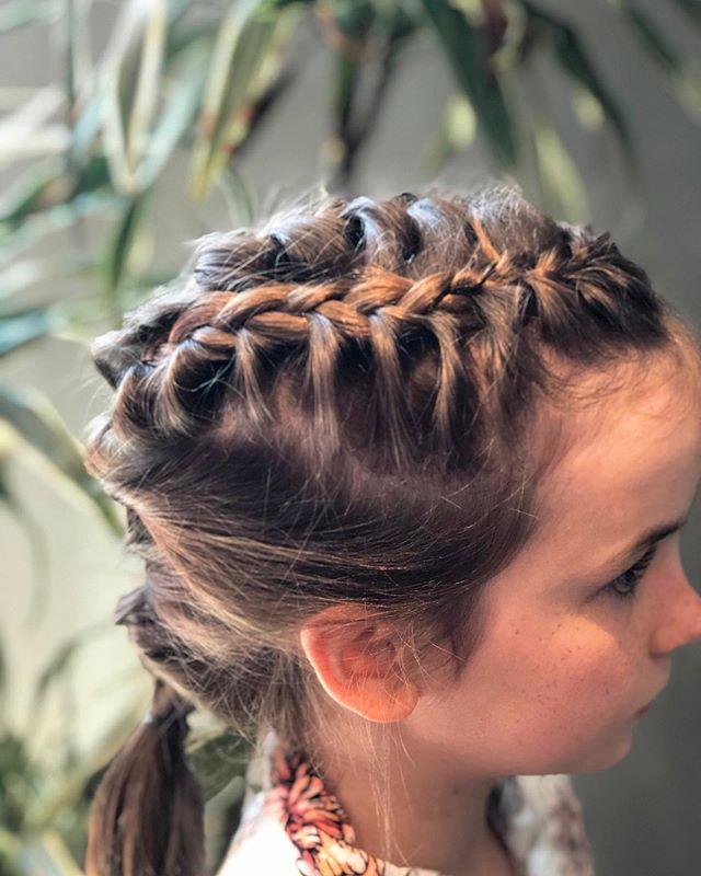 Braids fit for a queen 👑#EllaAtPREP