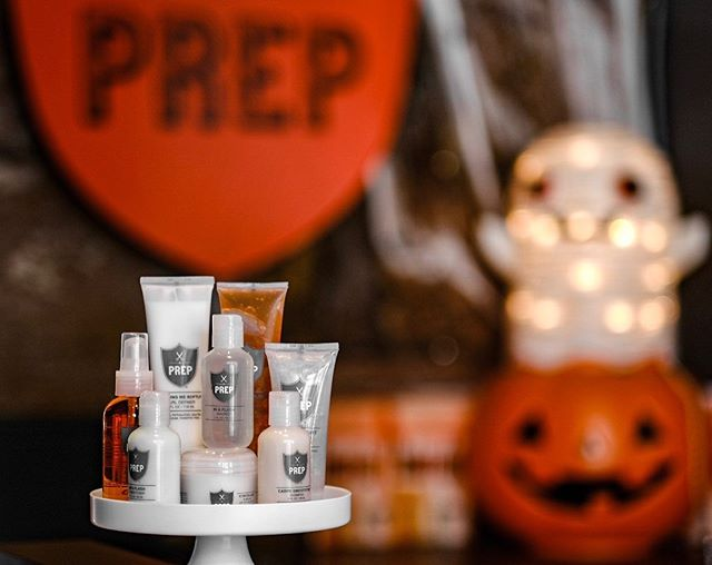 Here at PREP, we are PREP-ared to PREP you for your Halloween 👻 adventures! From fun hair colors, to amazing hairstyles✂️ Come on in to get the look you want for your Halloween costume 👯‍♀️💇‍♂️💇‍♀️
