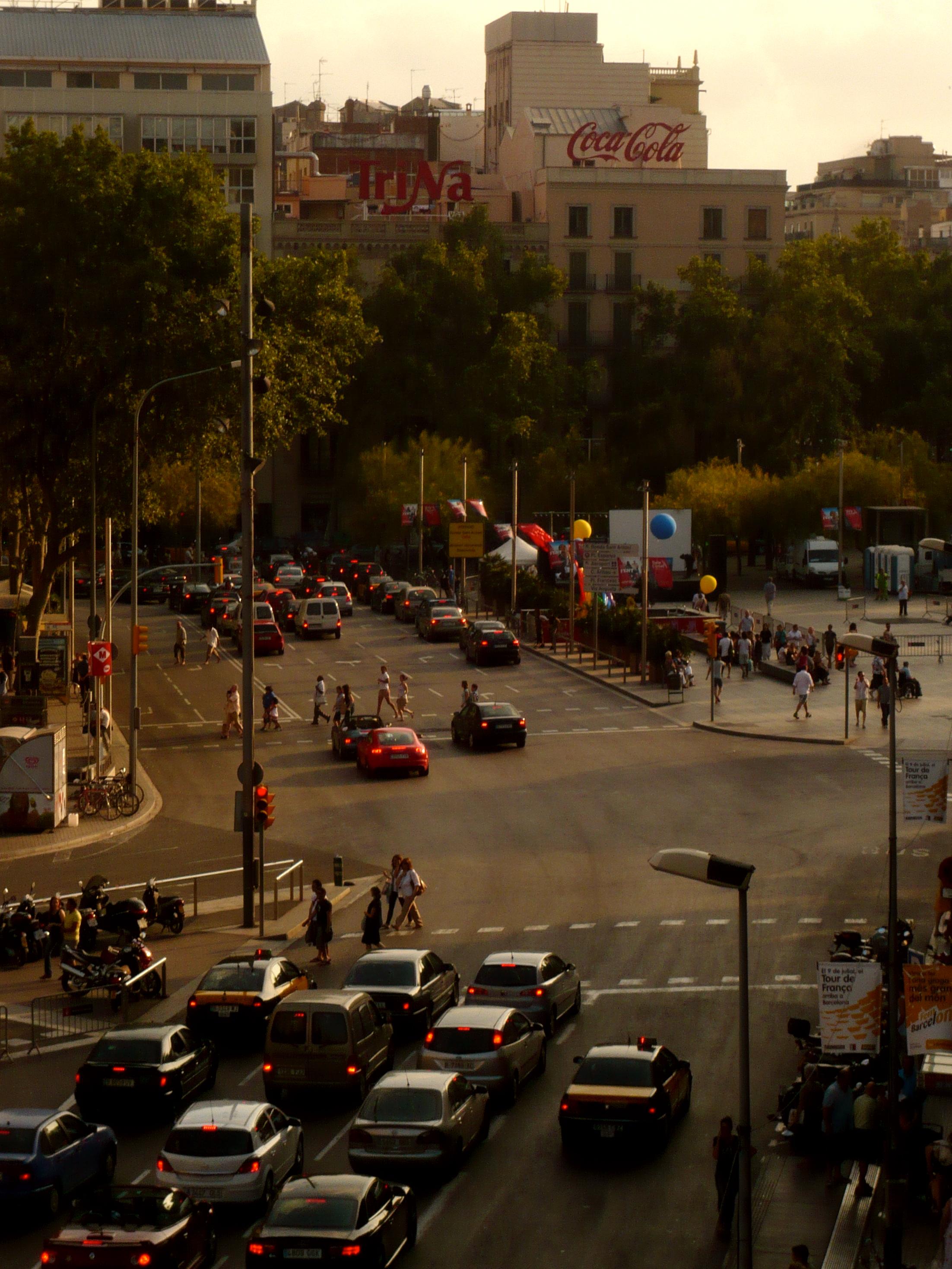 barcelona, 2013