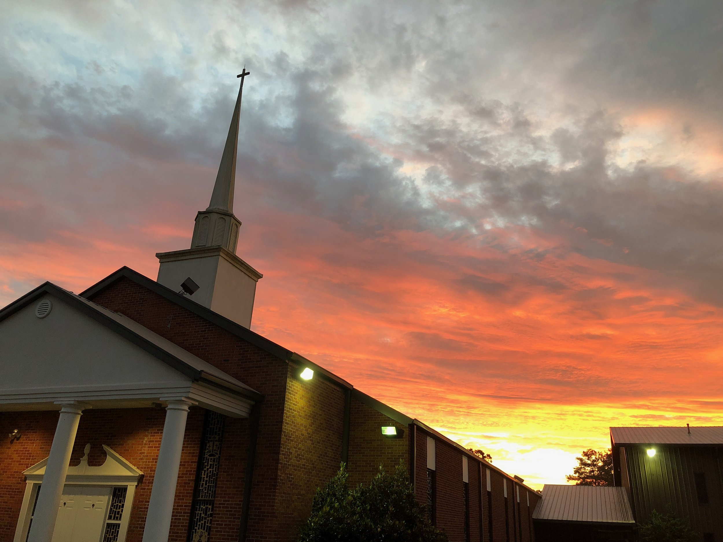 Bethlehem Baptist Church - For of Him, and through Him, and to Him, are all things: to whom be glory forever. Amen. Romans 11:36
