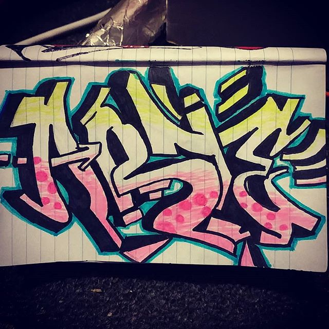 #27 #graffiti