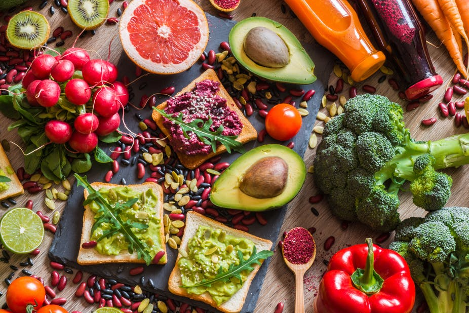 - The Vegan Diet
