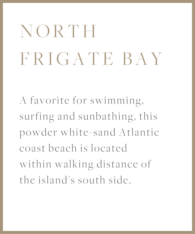North Frigate Bay