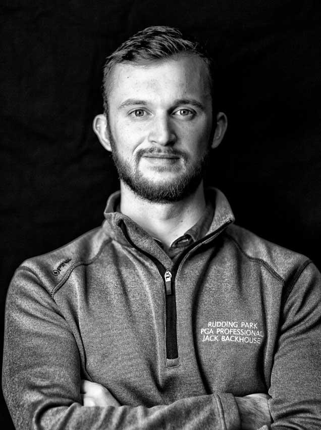 Jack Backhouse - Head Instructor, PGA PROFESSIONAL
