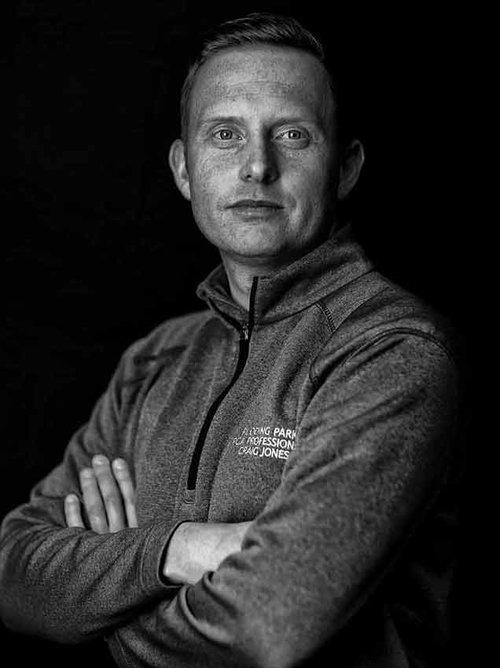 Craig Jones - Head ProfessionalGrooves Golf Owner
