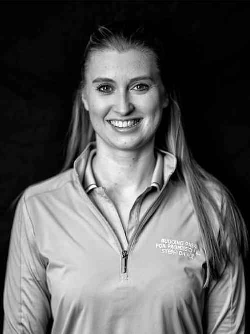 Steph Davies - PGA Professional