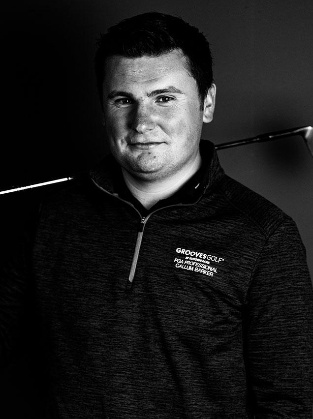 Callum Barker - PGA PROFESSIONAL