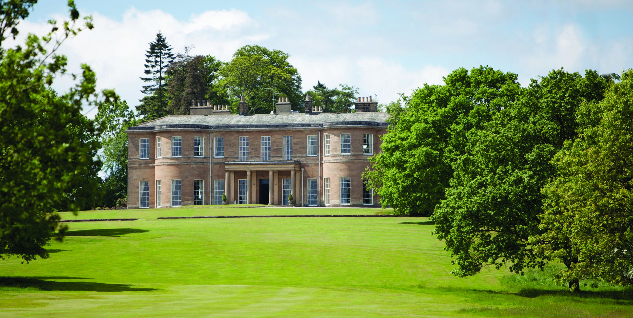 Award-winning Rudding Park Hotel & Spa