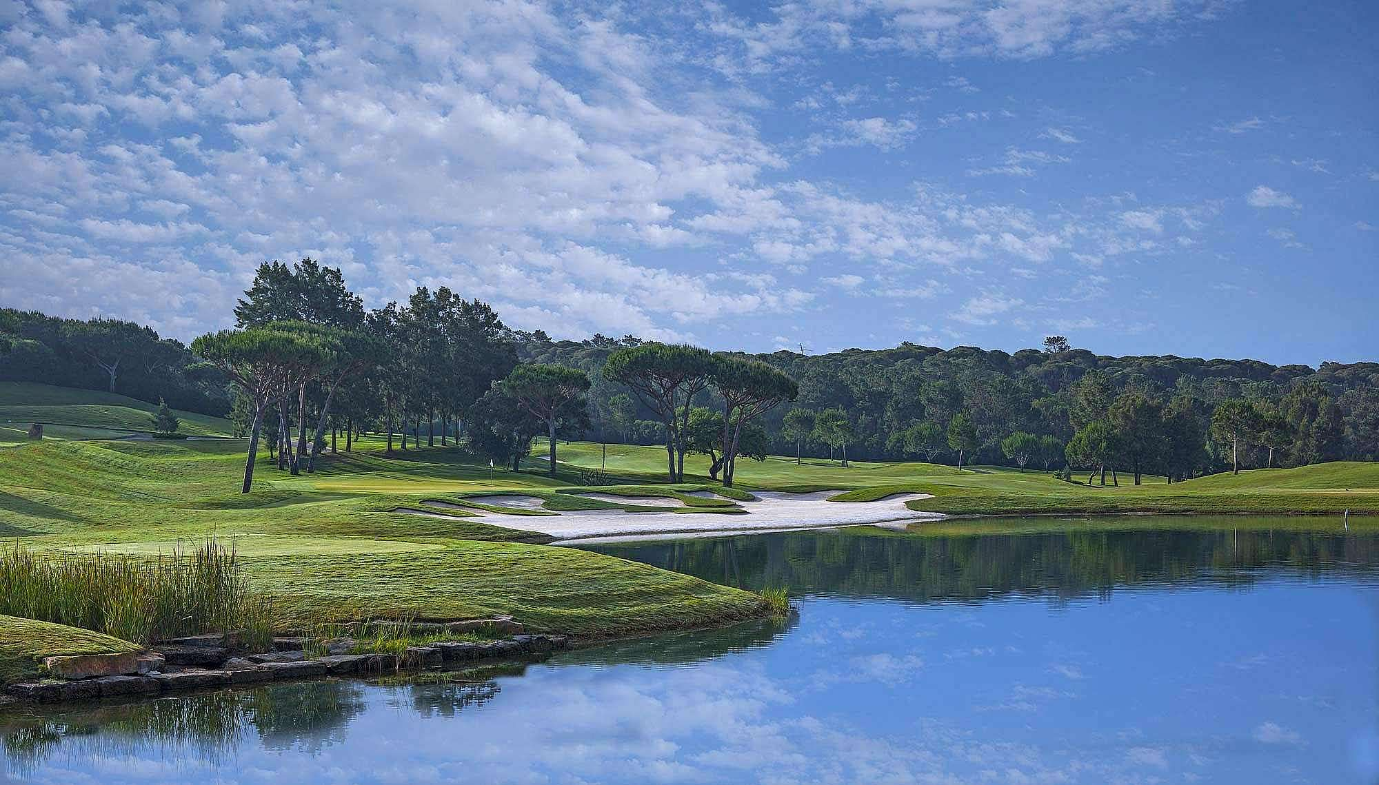 Quinta do Lago Laranjal golf course