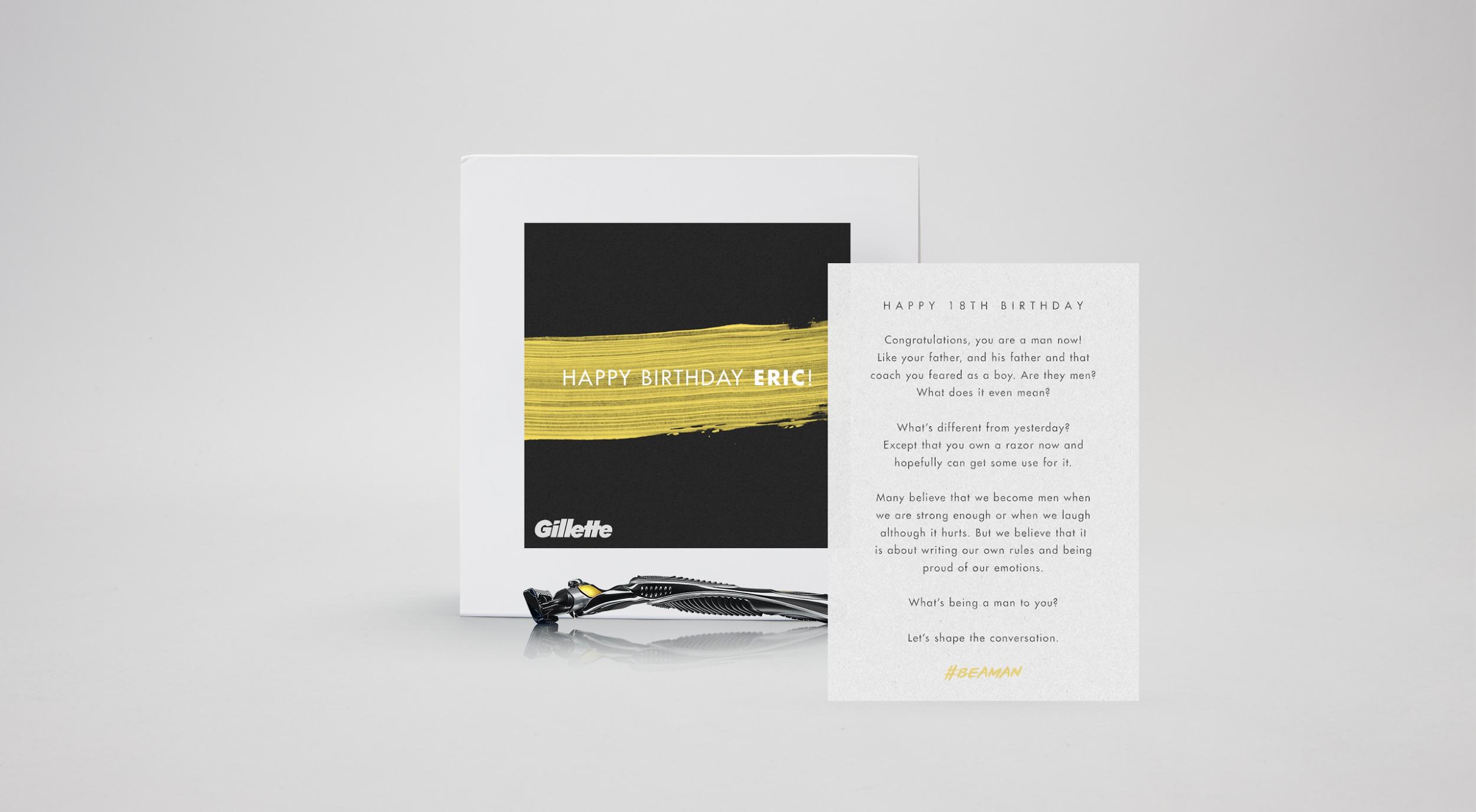 Gillette-be-a-man-18th-birthday-razor