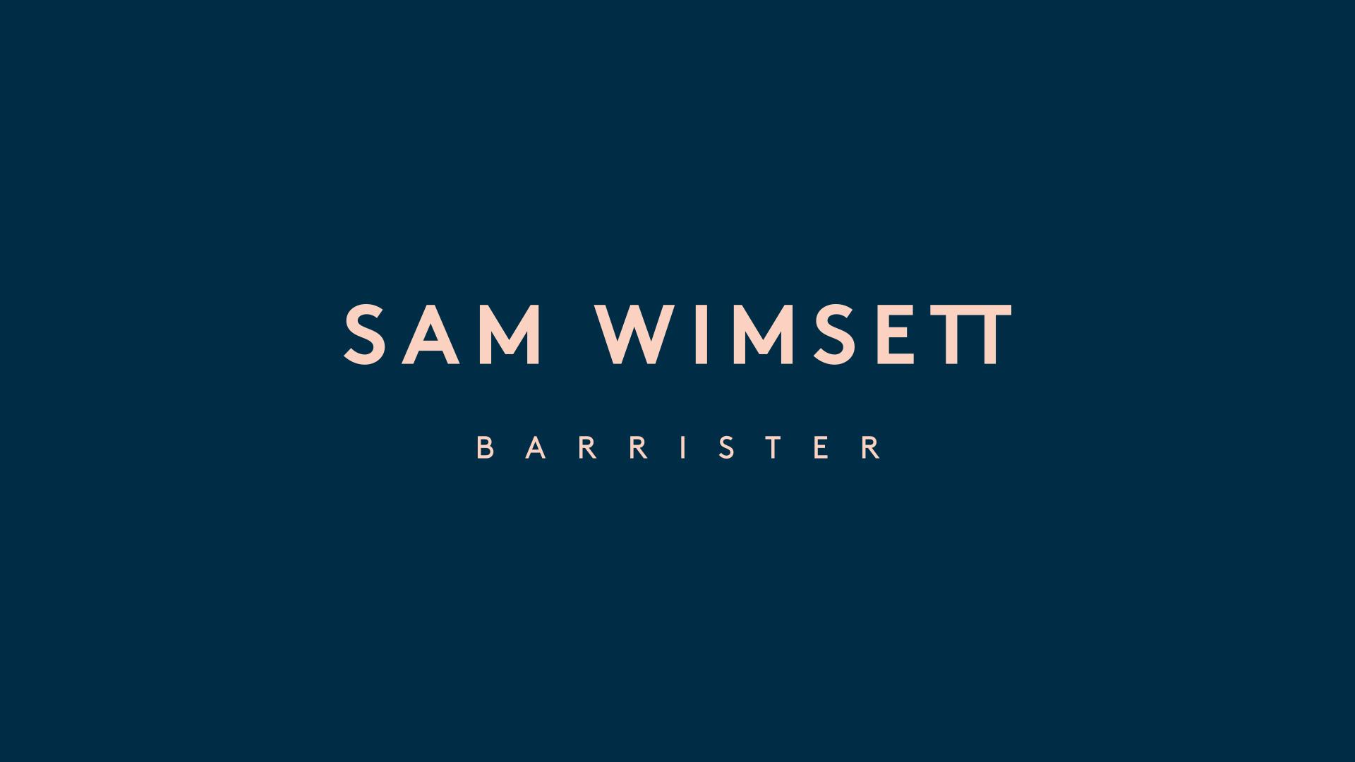 Sam Wimsett