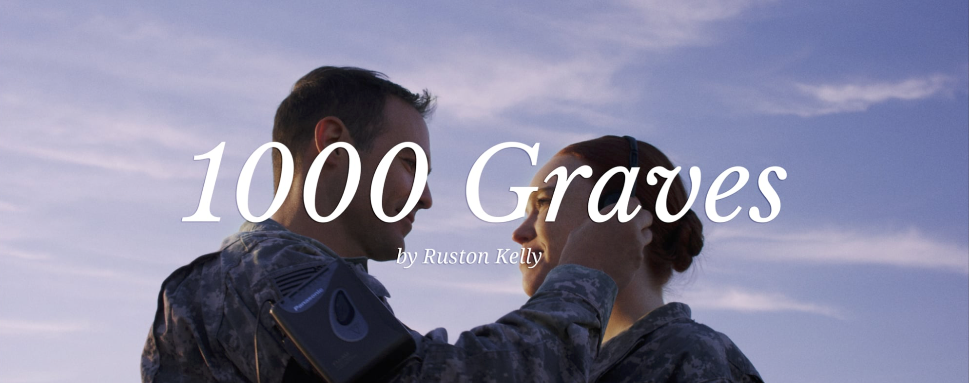 Ruston Kelly | 1000 Graves | Official Music Video