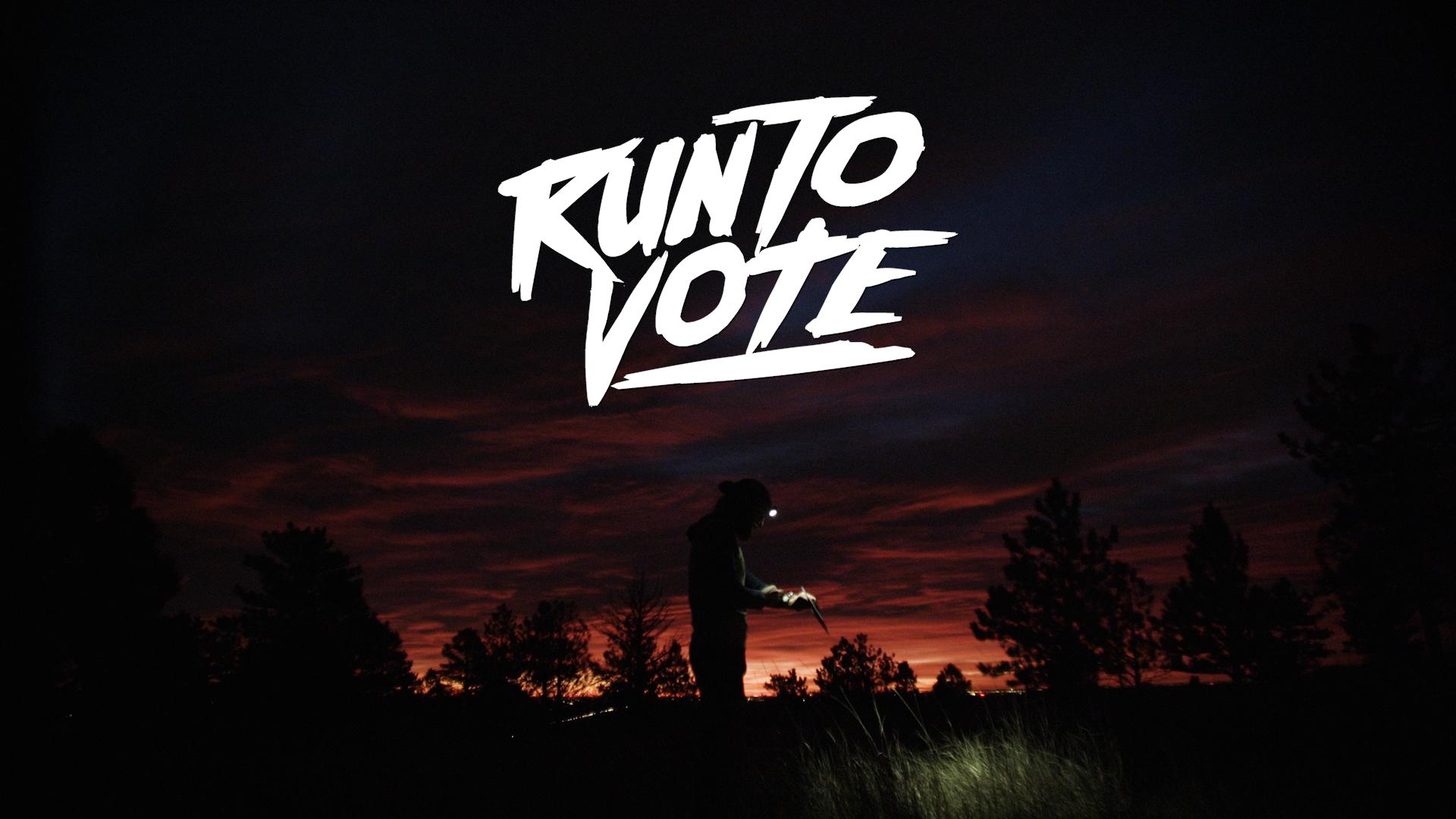 POW | Run To Vote | 2018