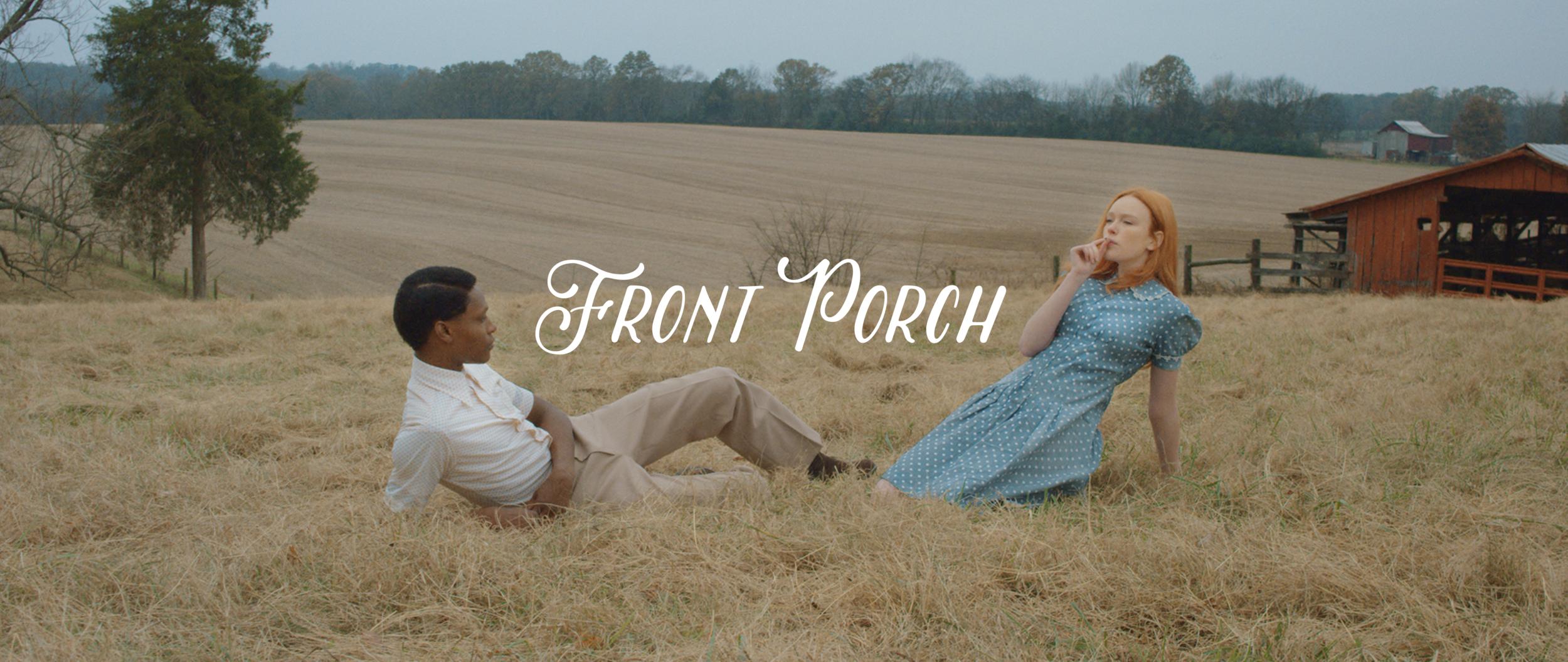 Joy Williams | Front Porch