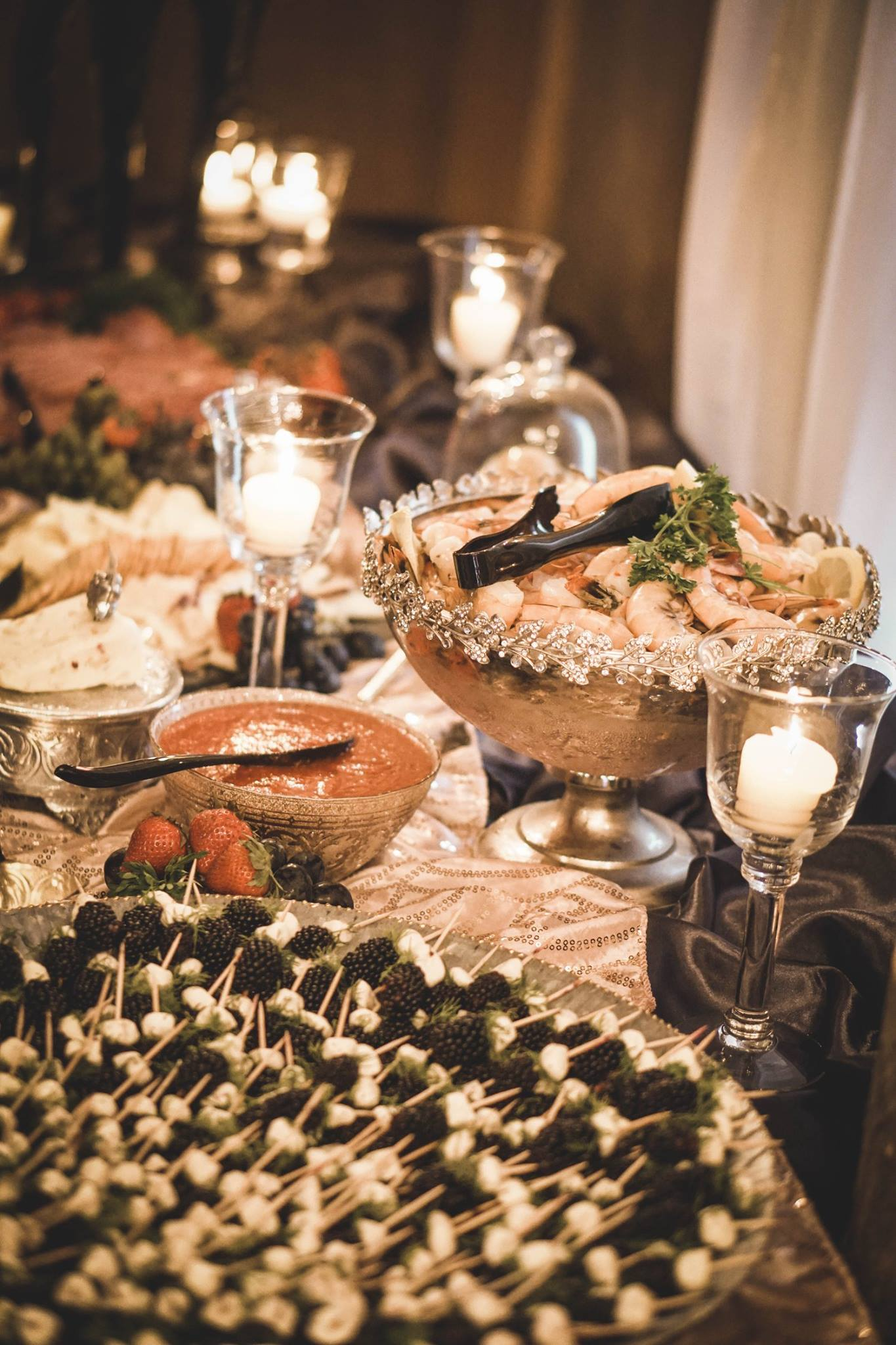 Custom Wedding Catering