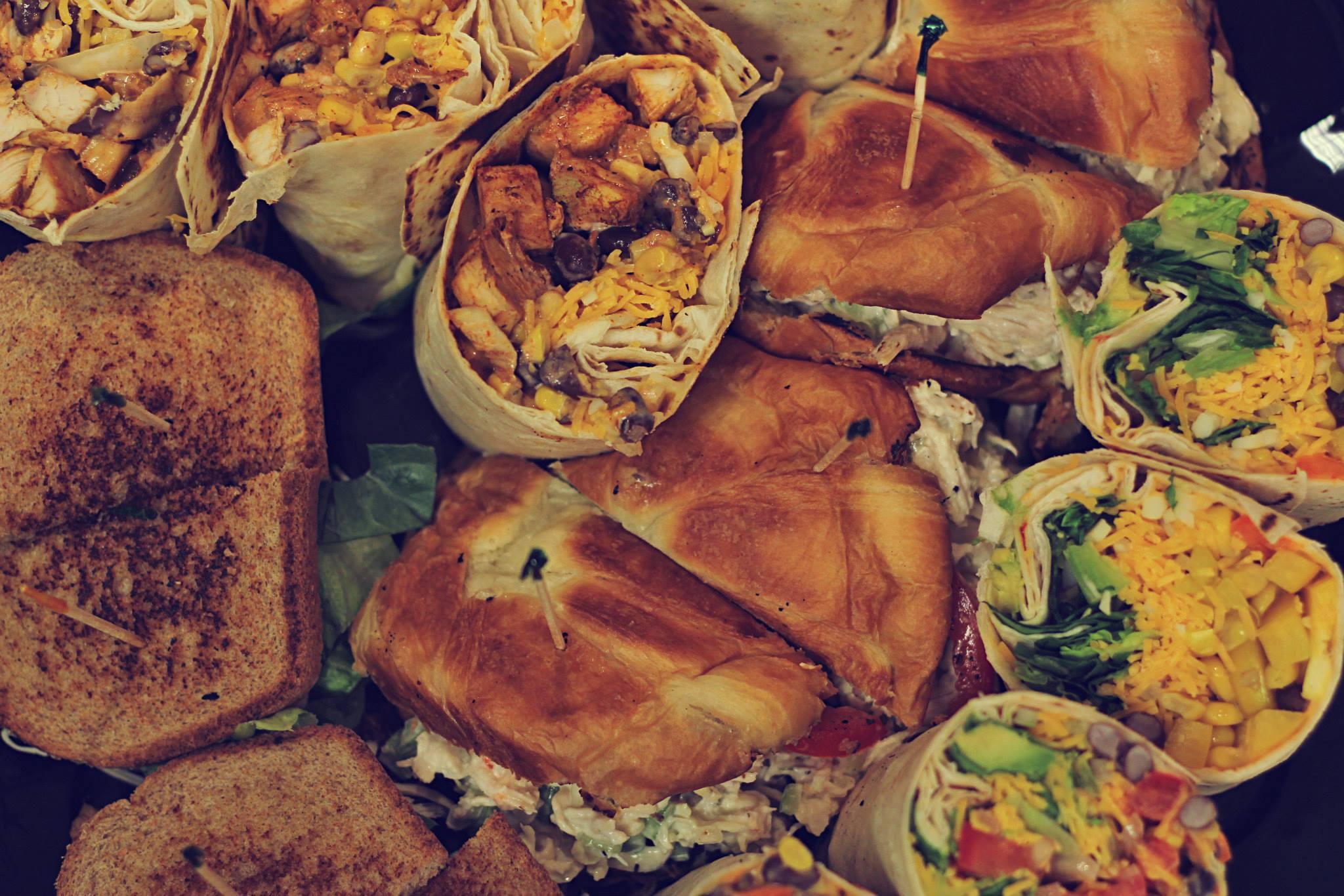 Assorted Gourmet Sandwich Platter