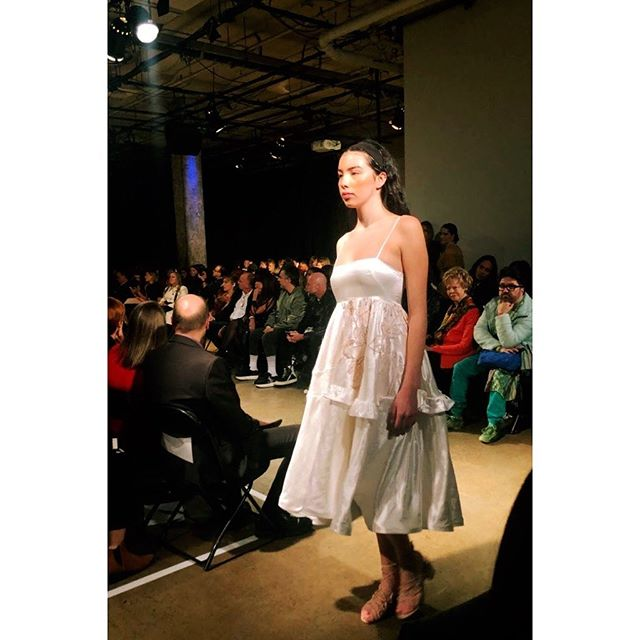 SS20 Look 13 @fashionpreviewmtl  model @asapruxy @foliomontreal  photography @anjel.mtl  sponsored by @lavoutemontreal jewelry @dhouseofjewels crew @emiliepittman @anjel.mtl