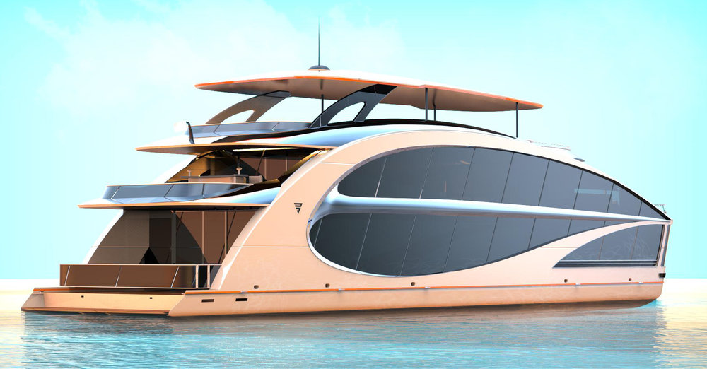 Our Models Bravada Yachts Luxury Houseboats