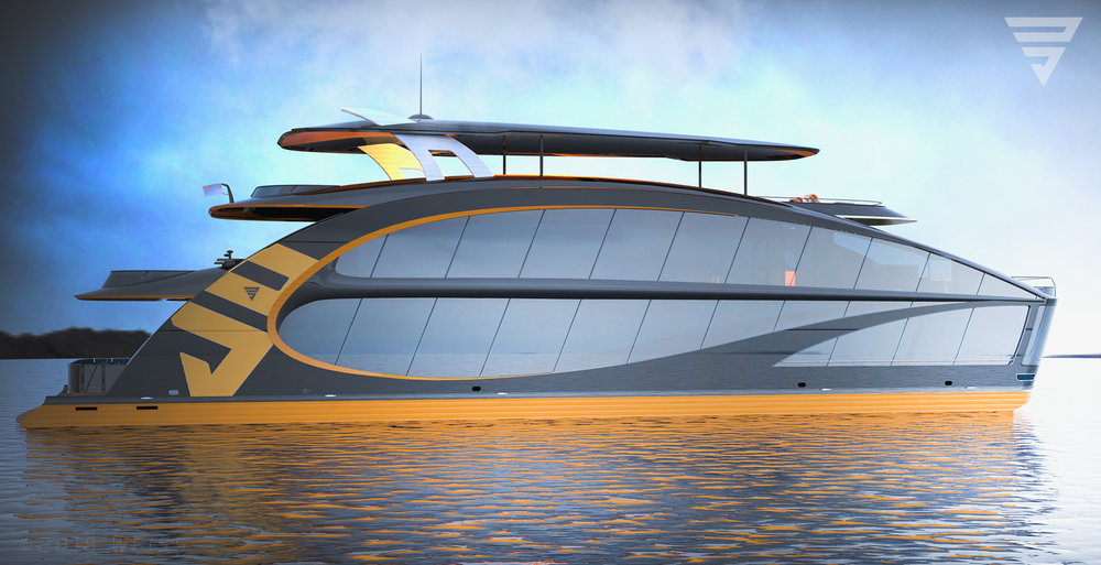 Atlas Gt Series Specifications Bravada Yachts Luxury Houseboats