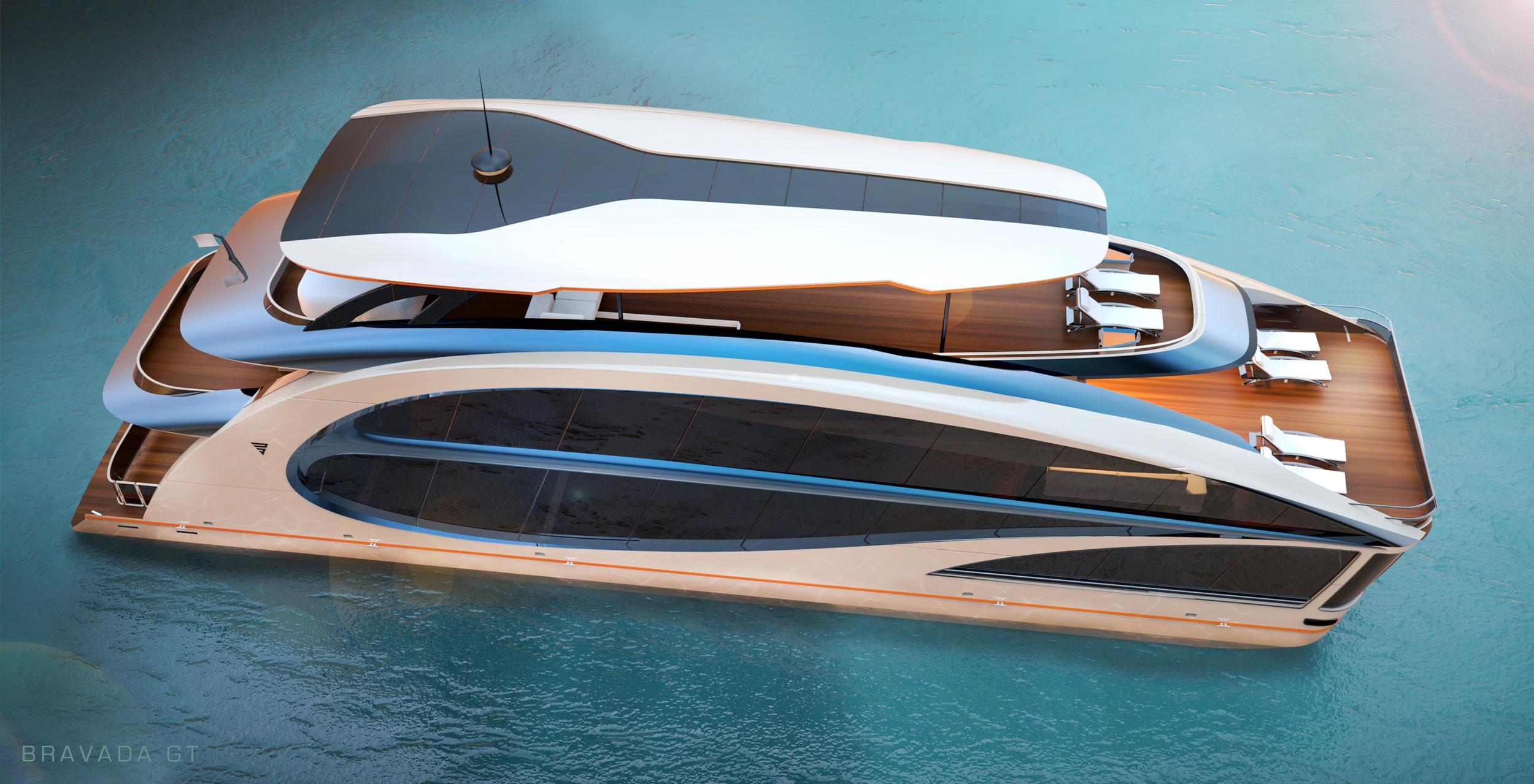 Bravada Yachts - Luxury Houseboats