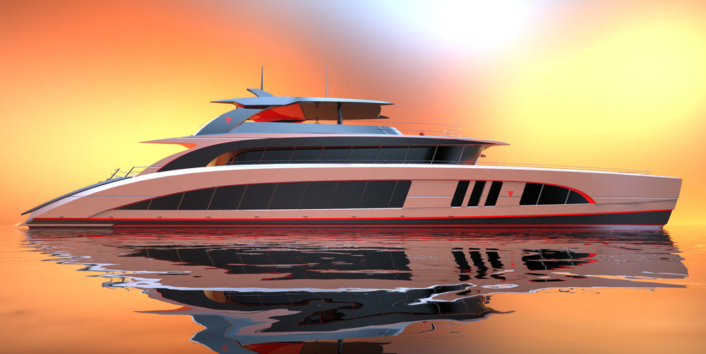 Atlas X Series Bravada Yachts Luxury Houseboats
