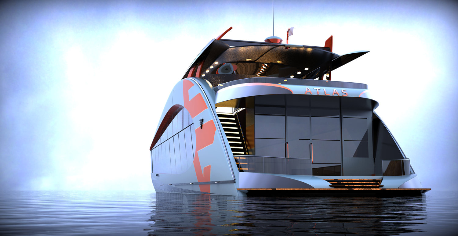 V 22x75 Conquer Bravada Yachts Luxury Houseboats