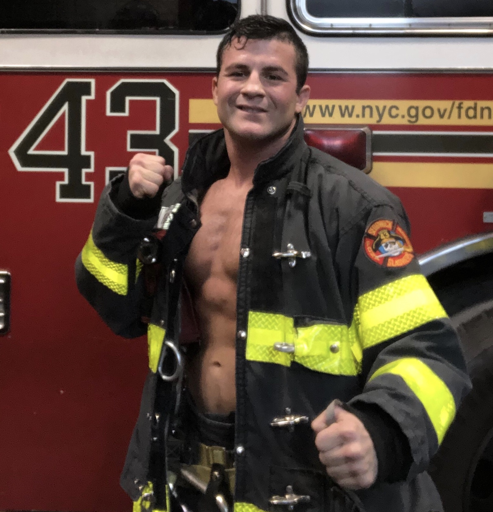 Danny Massa (Engine 43)